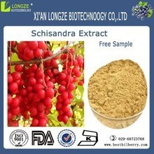 health products 100% Natura Plant Extract,CAS No.:7432-28-2, Schizandrins 2-20% Schisandra chinensis Extract