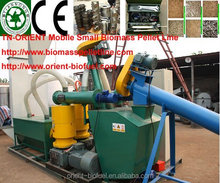 Family and Small Farm Use High Quality Cheap Price Small Pellet machine Line
