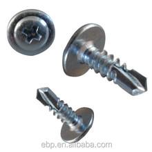 Factory direct sales Steel screws and metal frame screw