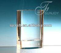crystal pen holder crystal gift items