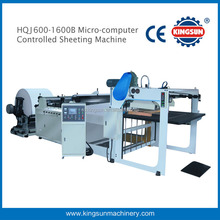 HQJ-1300B Series Servo Control Automatic Roll Paper Sheeter Cutter