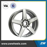 """Universal 13"""" 14"""" 15"""" 16"""" Hubcap Rim Skin Cover Style 611 Car ABS Wheel Cover (ZW-XJ138)"""