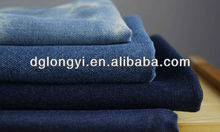 New Style Indigo Blue Denim Fabric For Overalls
