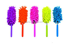 Telescopic Soft Microfiber Duster with Extendable Handle