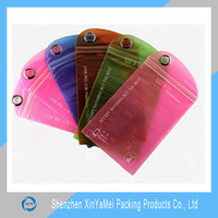 clear plastic pvc waterproof bag