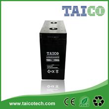 Batería de plomo de ácido solar 2v 800Ah