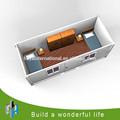 contenedor de envío de los establos