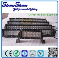 OSRAM 4d NEW DESIGN! 7.5inch 60w off road Cree led light bar IP68, CE, RoHS 11-060