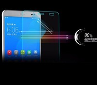High Quality Tempered Glass Screen Protector Film for Huawei Honor x1 mediapad x1