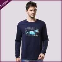 Long Sleeve Printing T-shirt Form China