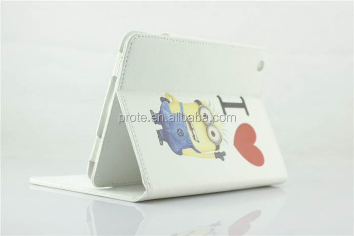 case for mini ipad leather,2013 New for ipad mini case