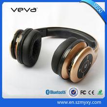 Hot selling wireless bluetooth headphone with CE certificate,Hi fi stereo bluetooth headphone