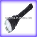 2200 luz de alumínio conduziu a lanterna elétrica recarregável