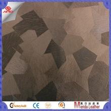 MRD3089 Huadu pvc knitted leather materials to make sofa,imitation