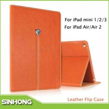 New Arrival XUNDD Luxury Flip Leather Case For iPad,Case For iPad