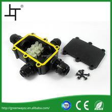 Electrical waterproof junction box