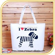 2015 Cheap reusable cotton shopping bag