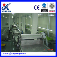 fruit and vegetables washing freezing processing production line