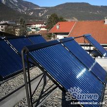 pool solar collector