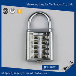High Security Digital Lock,Digital Button Zinc Alloy Combination Lock