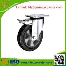 Dual Wheel Caster Extra Heavy Duty Castor Twin Wheel Swivel Caster