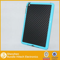 Hot selling soft TPU + PC Case For iPad mini cover
