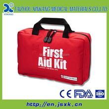 24PC Motorists First Aid Kit Car Safety Car Van Travel Kit Pack Set