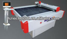 Paper Automatic Cutting Machine,Flatbed cutter,flatbed cardboard cutter for corrugated board and white cardboard
