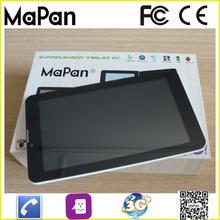 MaPan tablet pc 3g sim card slot, 7inch branded tablet pc 3g dual sim card, gsm android phone dual sim