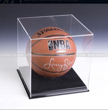 Acrylic Basketball Display Box / Display Case Acrylic Clear for Basketball