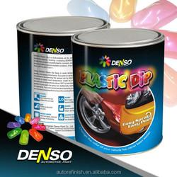 Muitl purpose rubber paint for concrete restyle