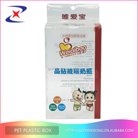hot sale plastic box for candy Mainland China