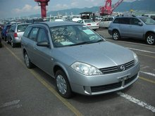 2002 Nissan Wingroad WFY11 Used Car From Japan (71320)