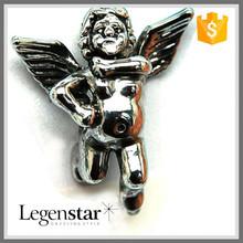 Jóia da forma artesanal DIY acessórios anjo cupido jóia frisada SZ29254