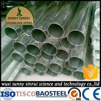 good price stainless steel welded exhuast pipe