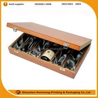 Wholesale luxury handmade custom essential oil box wood