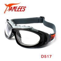 OEM Custom Sports Prescription PC Myopia Protective Professional Safety Googles Glasses Eyewear