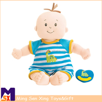 soft doll toy baby toy baby stuffed plush baby doll