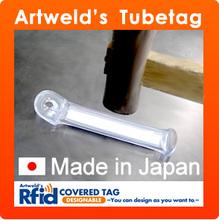 Artweld's Tube Tag / nfc tag
