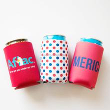 promotional hot sale custom neoprene cooler /beer bottle cooler holder/stubby holder