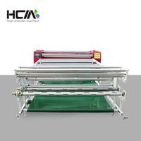 Humanization design absorbent towel roller heat transfer printing machine