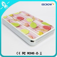 8000mah portable power bank charger for iphone 5