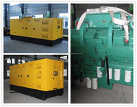 Power Station Project soundproof 20ft container 1000 kva diesel generator