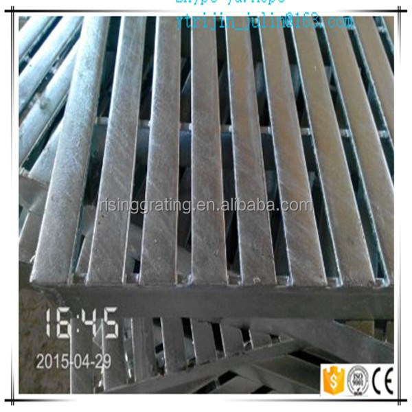Swimming Pool Overflow Grating Drain Trench Cover Grating