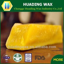 manufacter and sale 2015 new natural and crud beeswax