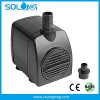 2015 New Design 750 L/H 12v washer pump motor