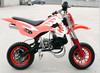 49cc 2 stroke Mini off road gas dirt bike, kids dirt bike