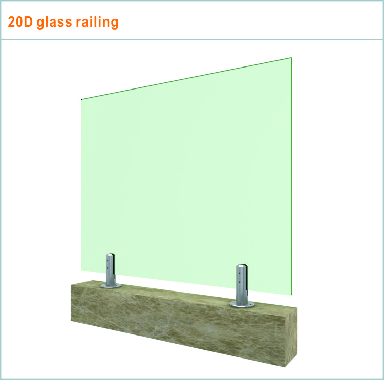 outdoor glass railing detail prices