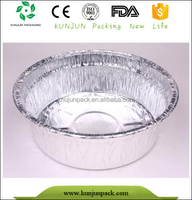 Food use and aluminum material aluminum foil container with FDA