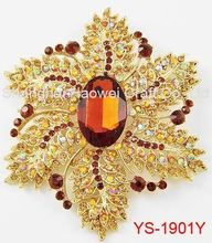 XZ-1901Y Latest arrival excellent quality brooch pin attachment wholesale